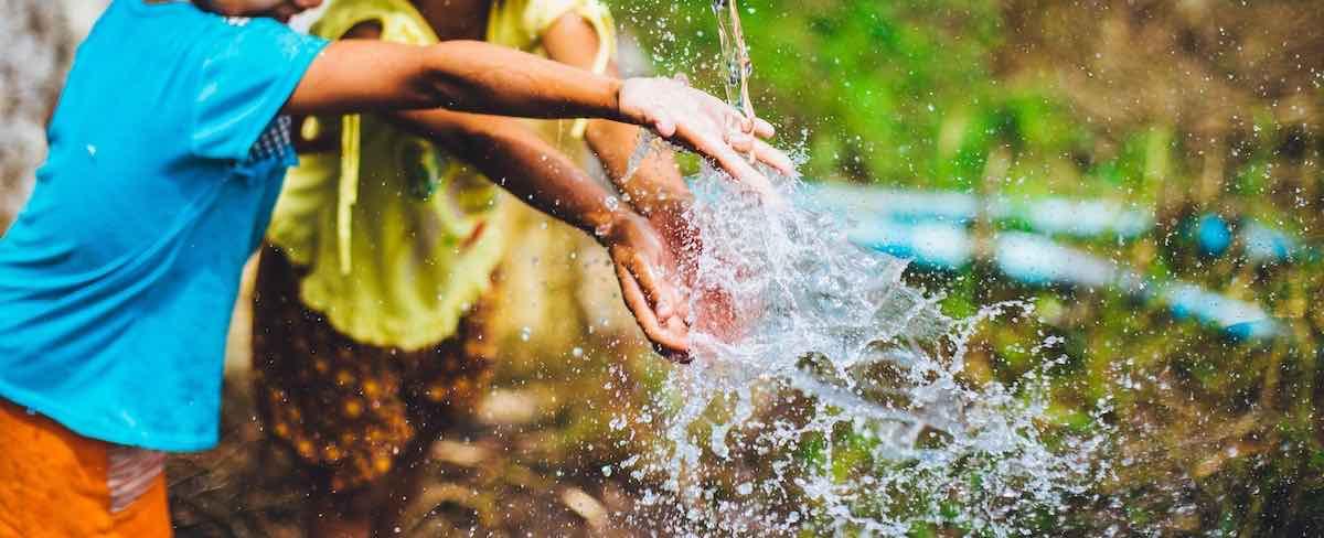 acqua sicura senza coliformi