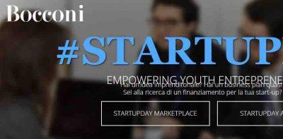 #startupday bocconi